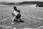 Pankration :: souboj bojovníků ve volném stylu, zde Mrťafa s Filipem